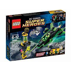 Конструктор Lego Super Heroes 76025 Супер Герои Зеленый Фонарь против Синестро