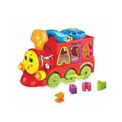 Развивающая игрушка Huile Поезд
