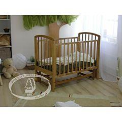 Кроватка детская Можга Аделия (медовая)