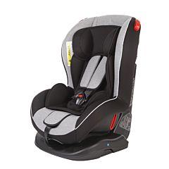 Автокресло Baby Care Basic Evolution (Серо-черное)