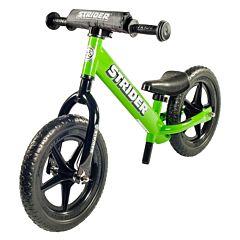 """Беговел Strider 12"""" Sport (зеленый)"""