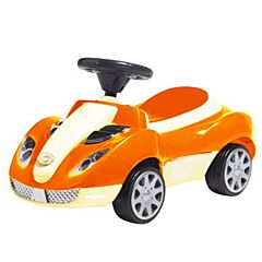 Каталка-автомобиль TjaGo Карэра (оранжевая)