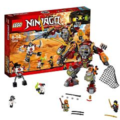 Конструктор Lego Ninjago 70592 Ниндзяго Робот-спасатель