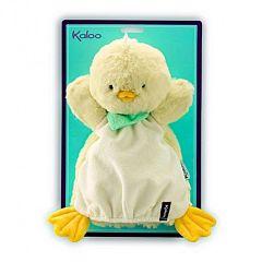 Кукла на руку-комфортер Kaloo Друзья Цыплёнок