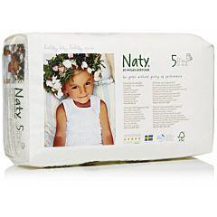 Подгузники-трусики Naty 5 (12-18 кг) 32 шт