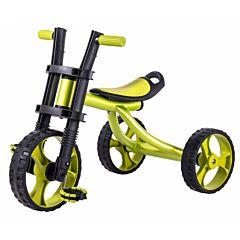 Трехколесный велосипед VipLex 706B (зеленый) ДИСКОНТ
