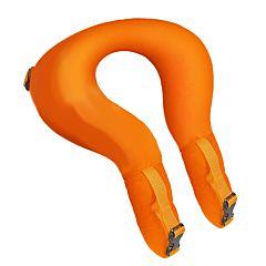 Подушка-путешественница Манюни (оранжевая)
