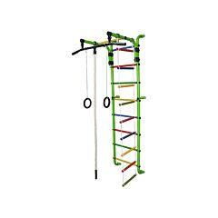 Детский спортивный комплекс Формула Здоровья Сигма-1А Плюс (зеленый)