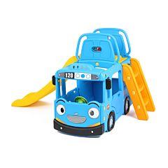 Горка детская 3 в 1 Ya-Ya Toy Автобус Tayo Y1543