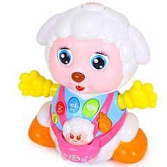 Развивающая игрушка Huile Счастливая Овечка