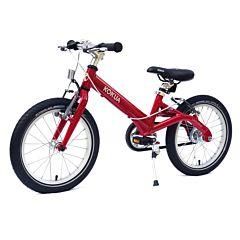 """Детский велосипед Kokua LiketoBike Sram Automatix V-Brakes с колесами 16"""" (красный)"""