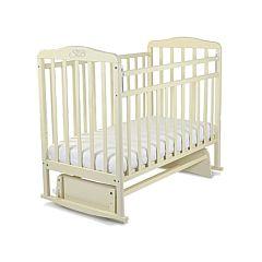 Кроватка детская Sweet Baby Ennio (поперечный маятник) Cammello