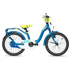 "Велосипед S'cool niXe 16"" (2016) синий"
