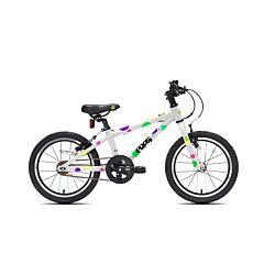 """Детский велосипед Frog Bikes 48 16"""" (цветной горошек)"""