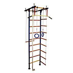 Детский спортивный комплекс Вертикаль Юнга 2.1 (деревянные ступени)