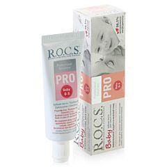 Зубная паста R.O.C.S. Pro Baby (от 0-3 лет) Минеральная защита и нежный уход
