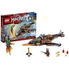 Конструктор Lego Ninjago 70601 Ниндзяго Небесная акула