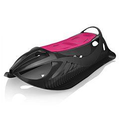 Санки Gismo Riders Neon Grip (черно-розовые)