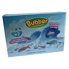 Кинетический песок Bubber 15oz Box-Blue