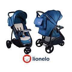 Коляска прогулочная Lionelo Liv (Blue)