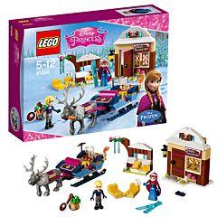 Конструктор Lego Disney Princesses 41066 Анна и Кристоф: прогулка на санях