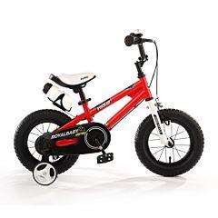 """Детский велосипед Royal Baby Freestyle Steel 14"""" (красный)"""