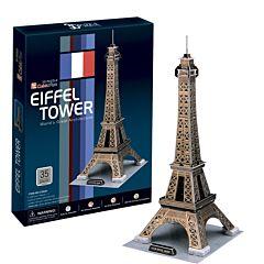 Игрушка CubicFun Эйфелева башня (Франция)