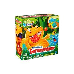 Настольная игра Hasbro Голодные бегемотики