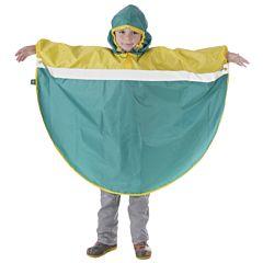 Дождевик детский Чудо-Чадо Светлячок (р.110-116) (Желто-зеленый)