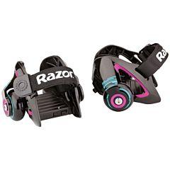 Ролики на обувь Razor Jetts (пурпурный)