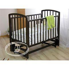 Кроватка детская Можга Аделия (шоколад)