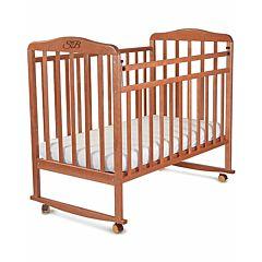 Кроватка детская Sweet Baby Mario (Качалка-колесо) Noce