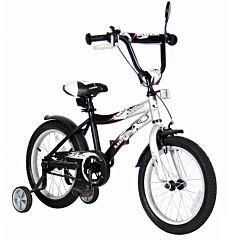 """Детский велосипед Velolider Shark 14"""" Серый/Черный"""