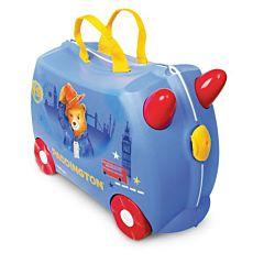 Каталка-чемодан Trunki Медвежонок Паддингтон