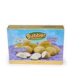 Кинетический песок Bubber 15oz Box-Yellow