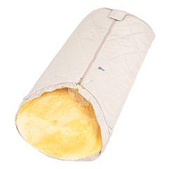 Меховой конверт для коляски Ramili Caldo Beige