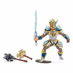 Набор фигурок Рыцарь Грифонов с оружием Schleich