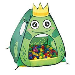 Детская палатка Calida с шарами Царевна-лягушка