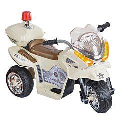Электромотоцикл Jiajia JT368 (бежевый)
