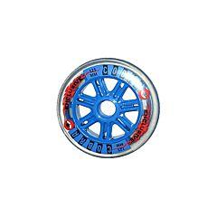 Колесо для самоката Explore 125 мм (синее)