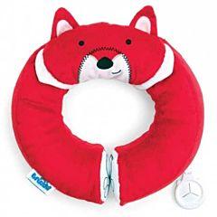 Удобная подушка-подголовник Trunki Yondi (Красный)