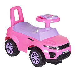 Каталка Ningbo Prince Toys Range 613W (розовый)