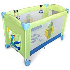 Манеж-кровать ForKiddy Arena Lux Mini двухуровневый