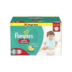Подгузники-трусики Pampers Pants Extra Large (от 16 кг) 88 шт