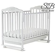 Кроватка-качалка Sweet Baby Paolo Bianco