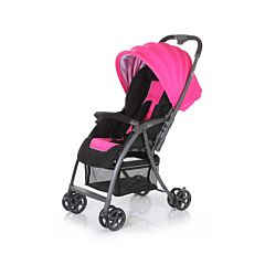 Коляска прогулочная Jetem Uno (розовый)