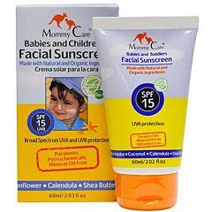 Крем Mommy Care солнцезащитный детский SPF15 60 мл