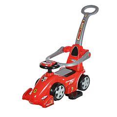 Каталка Ningbo Prince Toys Болид F1 (красный)