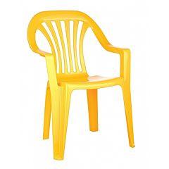 Стульчик детский Бытпласт 12070 (Жёлтый)