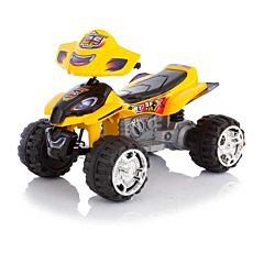 Электромобиль Jetem X-sport (желтый)